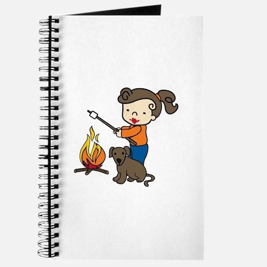 Campfire Girl Journal