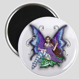 Hair Stylist Fairy Design Magnet