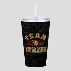 300 Team Xerxes Acrylic Double-wall Tumbler
