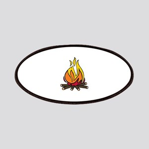 Burning Campfire Patches