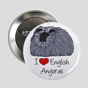 "I Heart English Angoras 2.25"" Button"