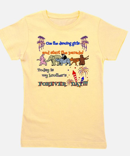 Cool Foster care Girl's Tee