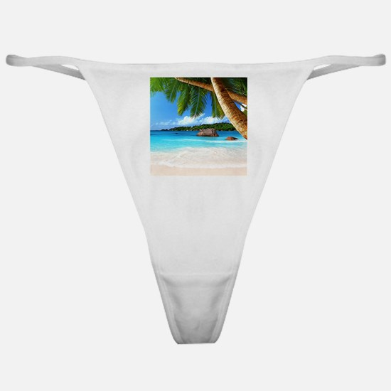 Tropical Island Classic Thong