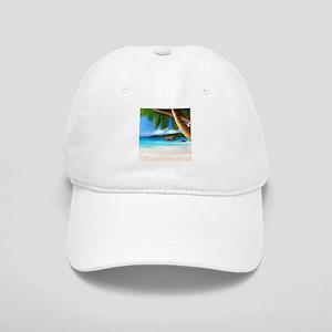 Tropical Island Baseball Cap
