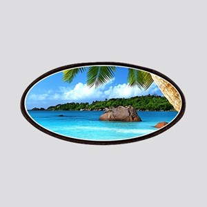 Tropical Island Patches