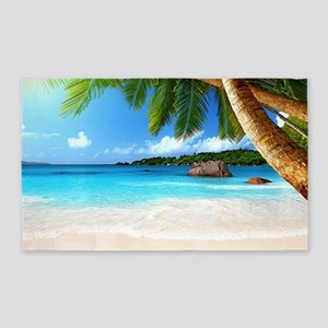 Tropical Island 3'x5' Area Rug