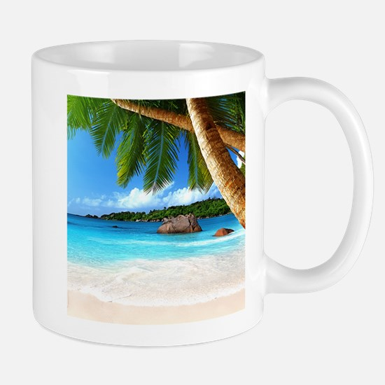 Tropical Island Mugs