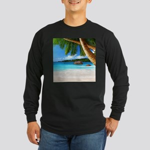 Tropical Island Long Sleeve T-Shirt