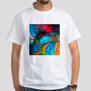 Abstract Clouds T-Shirt