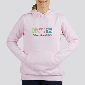 peacedogs Women's Hooded Sweatshirt