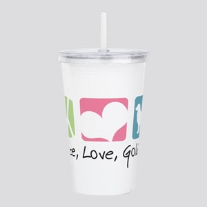 peacedogs Acrylic Double-wall Tumbler