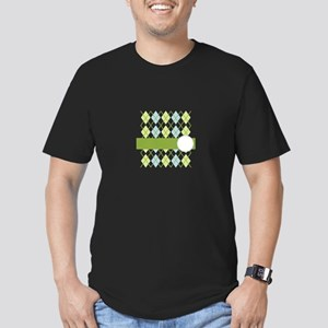 Golf Argyle Pattern T-Shirt