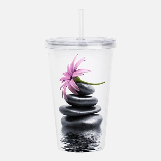Zen Reflection Acrylic Double-wall Tumbler