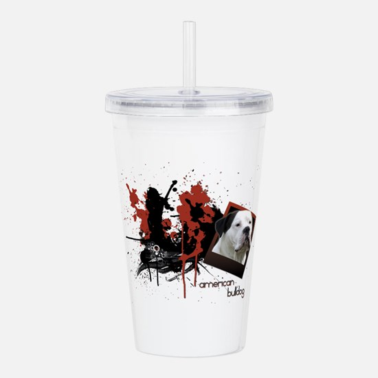 ambull.png Acrylic Double-wall Tumbler