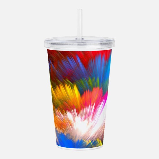 Cute Unique Acrylic Double-wall Tumbler