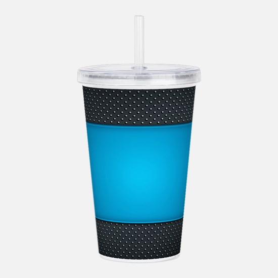 Abstract Acrylic Double-wall Tumbler