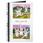 Cute Cartoon Rabbit 8X5&Quot; Journal