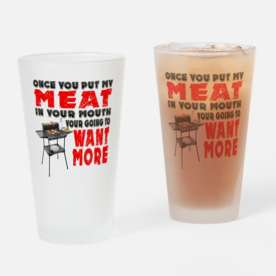 Once you put my Meat in Your Mouth Joke BRS Drinki