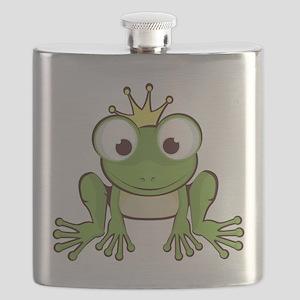 Frog Prince Flask