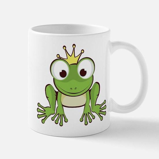 Frog Prince Mugs