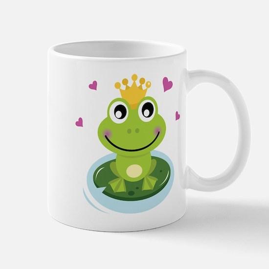 Frog Princess Mugs