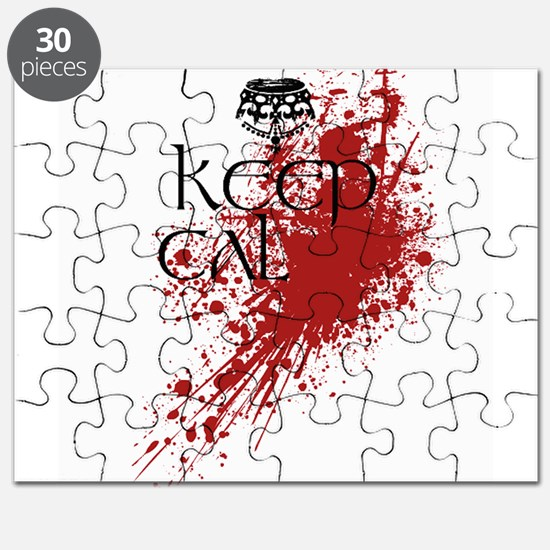 Cute Violent Puzzle