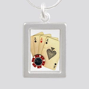 Poker - 4 Aces Necklaces