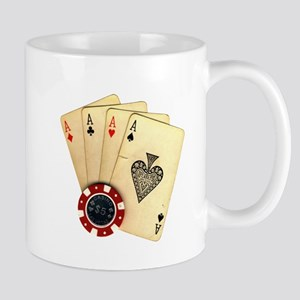 Poker - 4 Aces Mugs