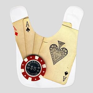 Poker - 4 Aces Bib