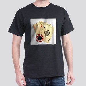 Poker - 4 Aces T-Shirt