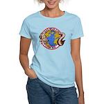 USS MYLES C. FOX Women's Light T-Shirt