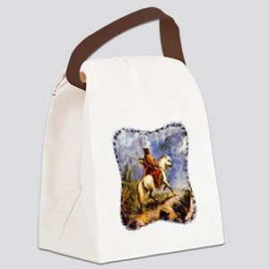 Lookout Canvas Lunch Bag