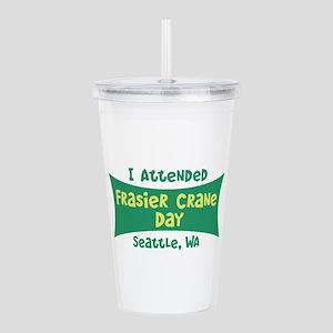 Frasier Crane Day Acrylic Double-wall Tumbler