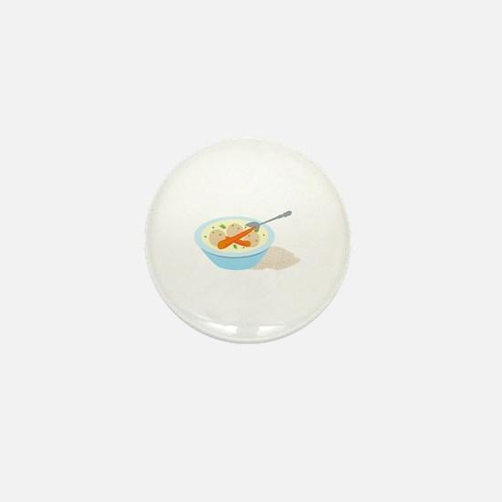 Matzah Balls Mini Button
