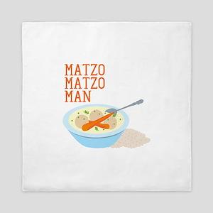 Matzo Matzo Man Queen Duvet