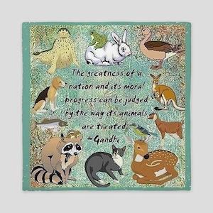 Animals Queen Duvet