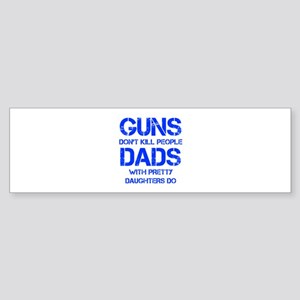 guns-dont-kill-people-PRETTY-DAUGHTERS-CAP-BLUE Bu