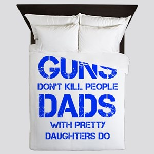 guns-dont-kill-people-PRETTY-DAUGHTERS-CAP-BLUE Qu