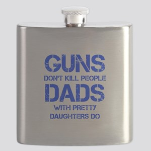 guns-dont-kill-people-PRETTY-DAUGHTERS-CAP-BLUE Fl