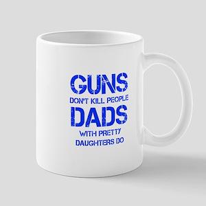 guns-dont-kill-people-PRETTY-DAUGHTERS-CAP-BLUE Mu