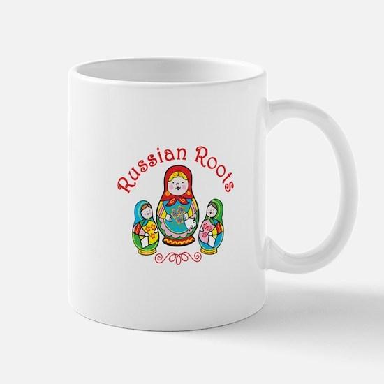 Russian Roots Mugs