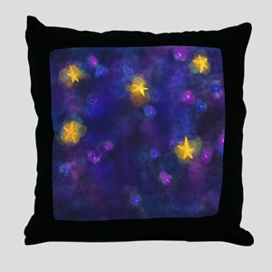 Stary Sky Throw Pillow