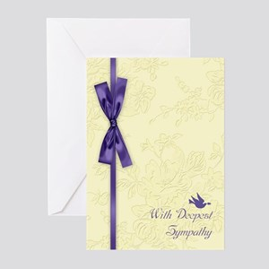 With Sympathy, Greeting Cards (pk Of 20)
