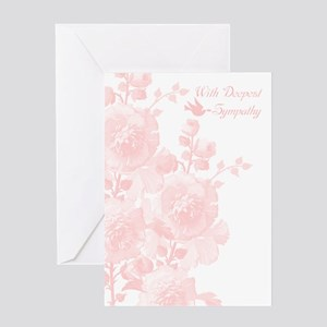 With Deepest Sympathy In Gentle Greeting Cards