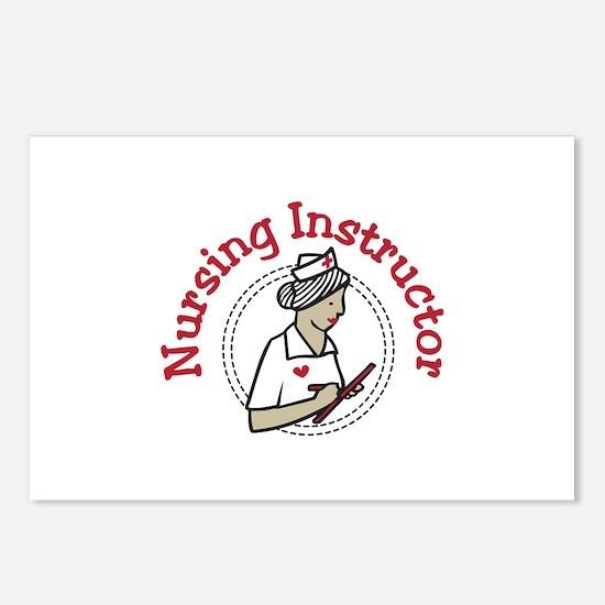 Nursing Instructor Postcards (Package of 8)