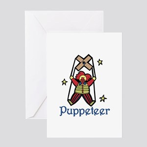 Puppeteer Greeting Cards