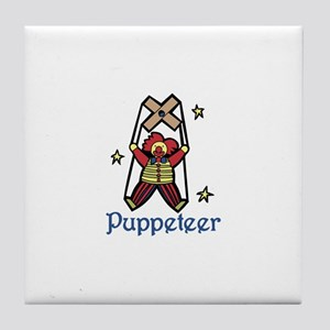 Puppeteer Tile Coaster