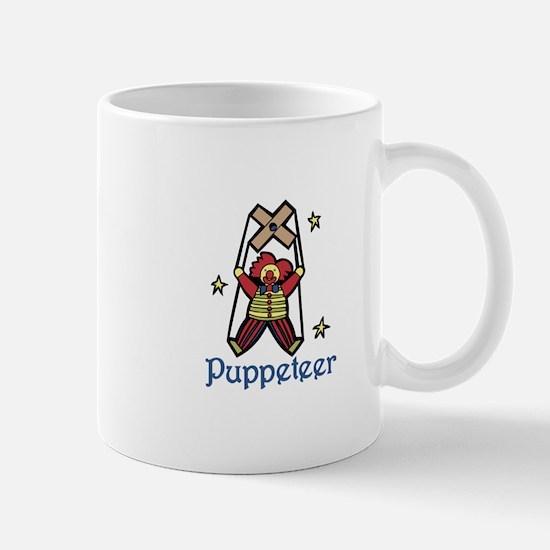 Puppeteer Mugs