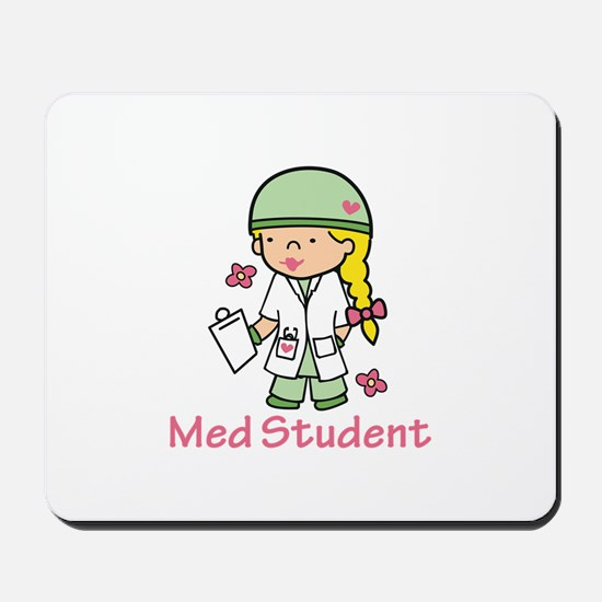 Med Student Mousepad
