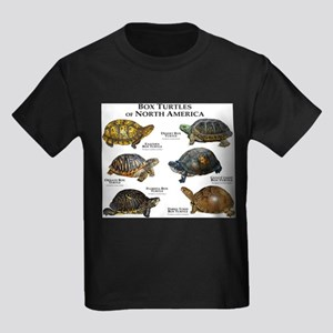 Box Turtles of North America T-Shirt